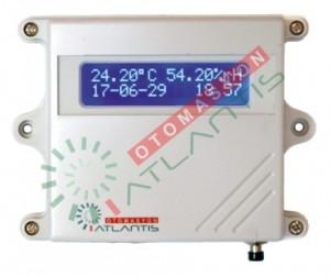 Meteorolojik Datalogger Remote Processing Unit